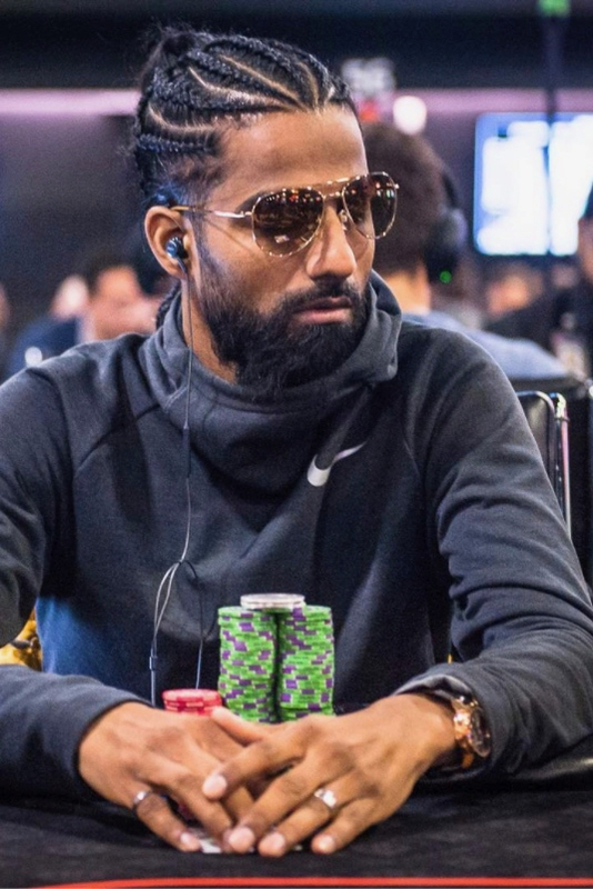 Senthuran Vijayaratnam. Photo credit: Playground Poker Club