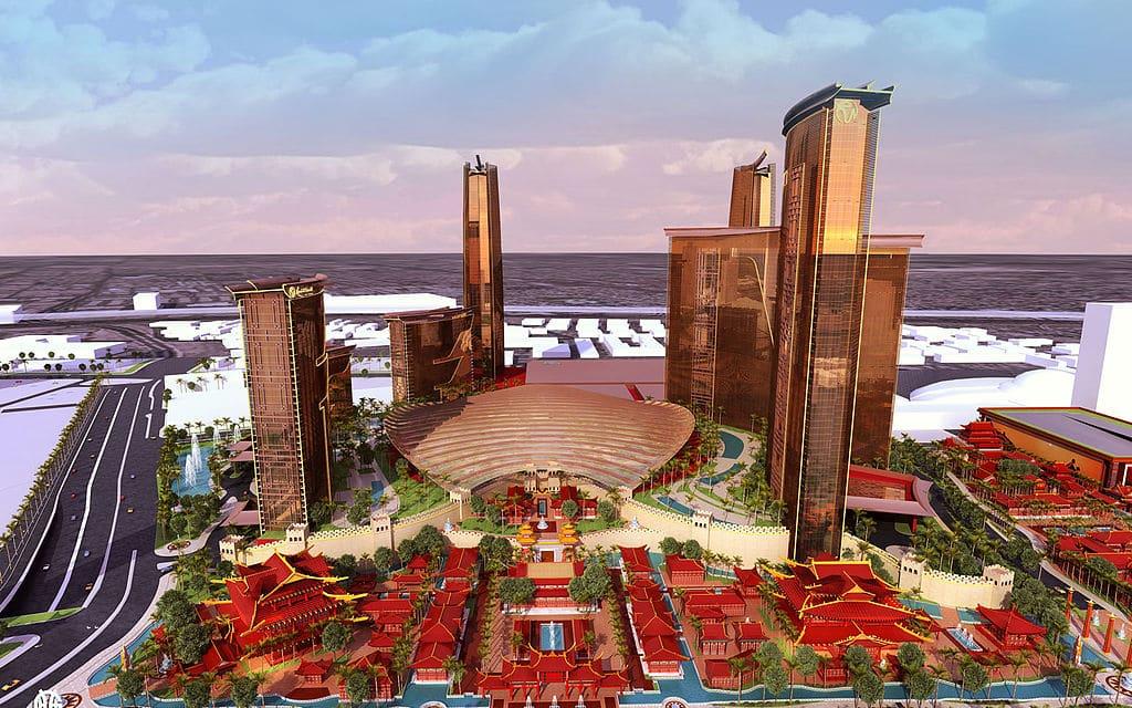 Las Vegas plans for new casino.
