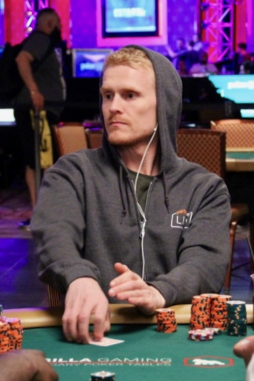 Preben Stokkan bagged up a top-five stack on Day 1A