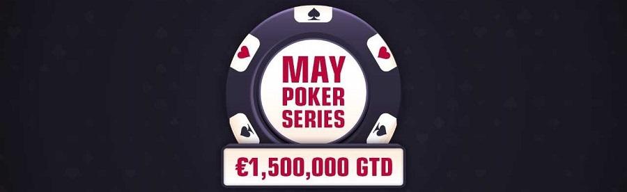 may poker series ipoker